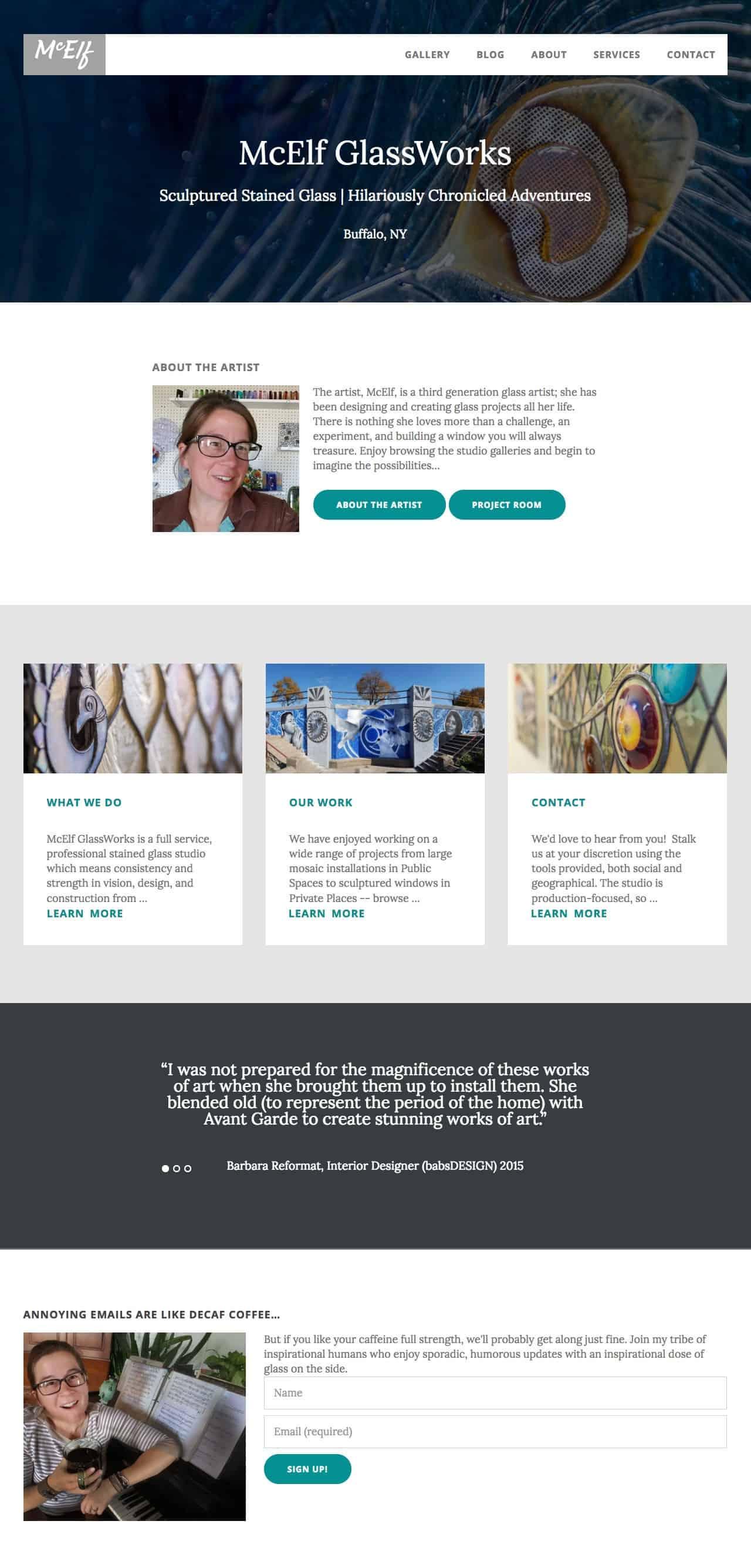 McElf GlassWorks